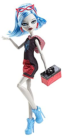 Mattel Monster High Y0394 - Scaris Ghoulia, Puppe (Monster High Puppen Deuce)