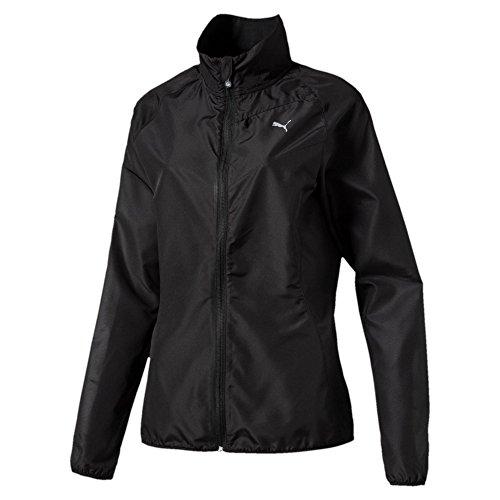 Puma graphic Woven Jacket W Veste, Violet Noir