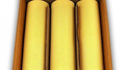5 Confezioni Cannelli di Zolfo set 3 pz TOTALE 15 PZ