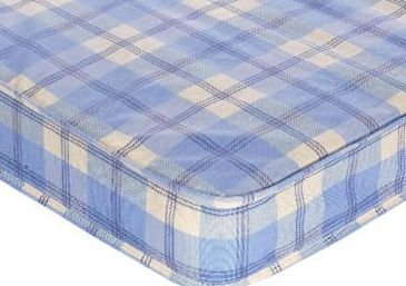 4ft6 (135cm) Double Lucy Economy Sprung Mattress