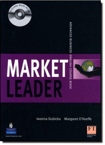 Market Leader Advanced Coursebook/Multi-Rom Pack by Margaret O'Keeffe (3-Apr-2008) Paperback