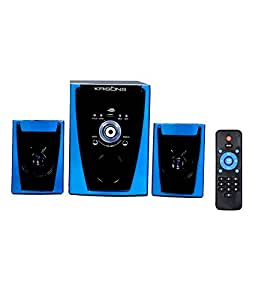 Krisons BLUETOOTH 2.1 Home Theatre (Blue)