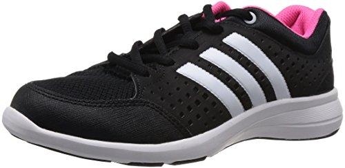 adidas Performance - Arianna Iii, Scarpe fitness Donna Nero (Schwarz (Core Black / Core White / Solar Pink))