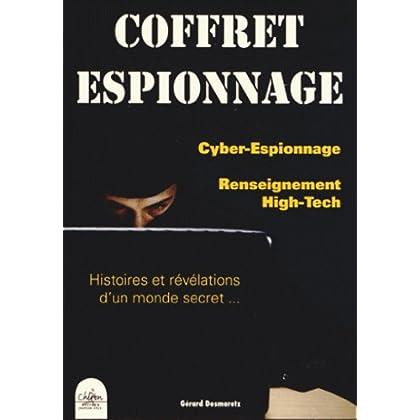 Coffret espionnage, cyber espionnage