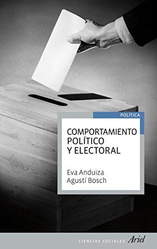 Comportamiento político y electoral (Ciencias Sociales)