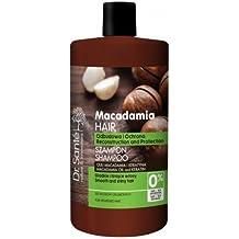 Dr. Santé pelo champú Macadamia y Queratina 1000ml strapaziertes pelo 0% parabenen y mineralölen
