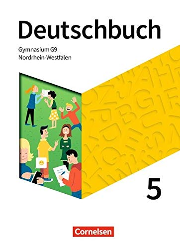 Deutschbuch Gymnasium - Nordrhein-Westfalen - Neue Ausgabe: 5. Schuljahr - Schülerbuch