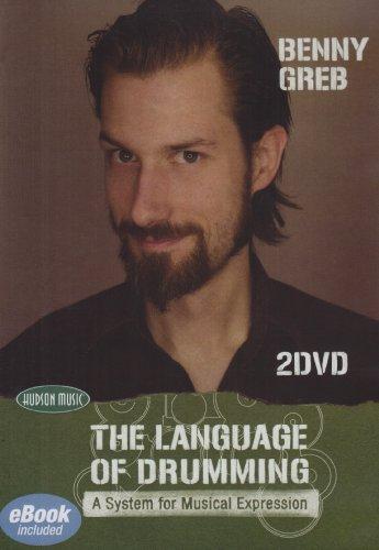 Preisvergleich Produktbild Benny Greb: The Language Of Drumming (2 Dvds) - Optional German Voiceover Track