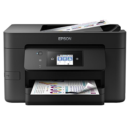Epson WorkForce Pro WF-4720DWF Print/Scan/Copy/Fax Wi-Fi Printer