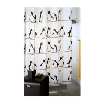 Gedy Co31830430 Curtain Peva 180 X 200 Pinguini