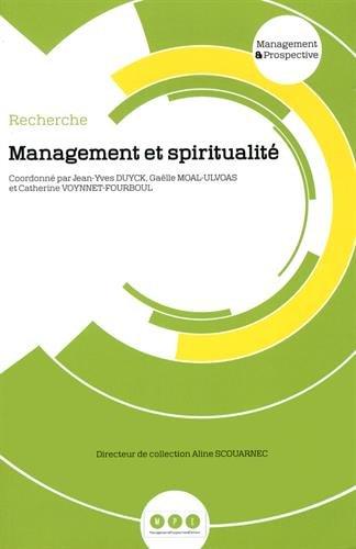 Management et spiritualité par Collectif