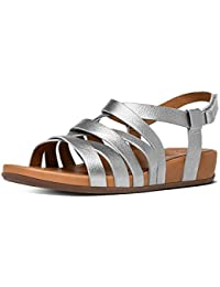 FitFlop Lumy Leather Gladiator Sandals
