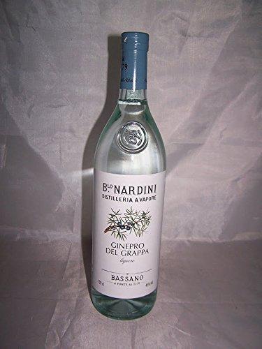 Ginepro Del Grappa Liquore 1 Litro Bortolo Nardini