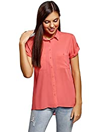 b89e5d1a2 Amazon.es: CON - Blusas y camisas / Camisetas, tops y blusas: Ropa