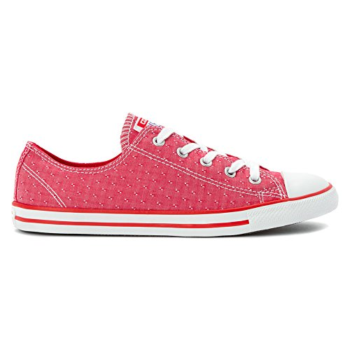 Converse Chuck Taylor Dainty Ox Sneakers Casino Red