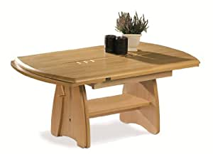 Presto mobilia 10574 quap table basse h tre 110 x 65 x 49 for Mobilia cuisine