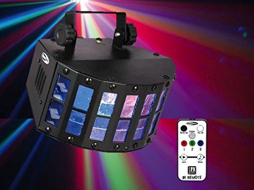 showtec-led-bumper-waves-double-derby-light-effect-dj-disco-party-inc-ir-remote