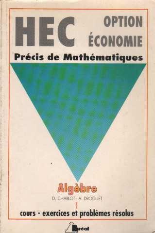 hec-option-conomie-prcis-de-mathmatiques-algbre
