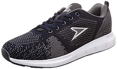 Power Men's Tetris Grey Running Shoes-7 UK/India (41EU) (8392518)
