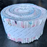 Unbekannt Camelot Mickey Mouse Jelly Roll Stoffrolle, 40
