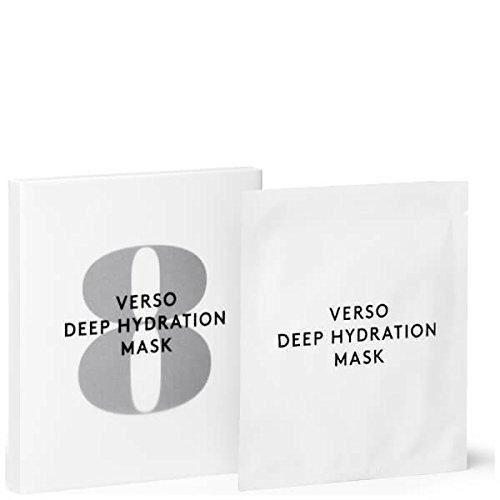 Verso hidratación profunda máscara (4unidades)
