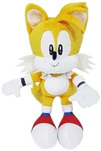 Sonic The Hedgehog 7-inch Plush Modern Tails