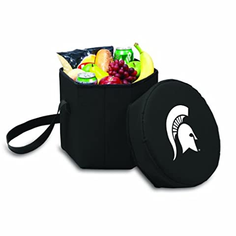 NCAA Michigan State Spartans Bongo Insulated Collapsible Cooler,