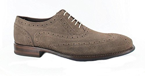 Floris van Bommel-Chic Monsieur Chaussures à lacets de Floris Van Bommel - 30 Ambra Braun