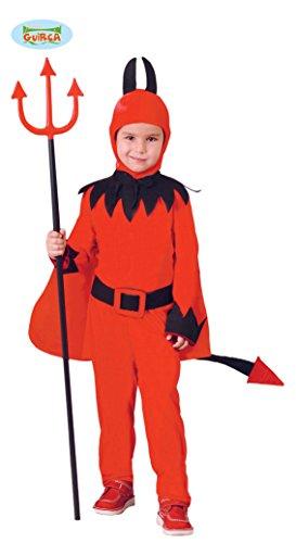 Diablillo Säugling Größe (7-9 Jahre - Halloween Del Demonio