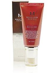 MISSHA M Perfect Cover BB Cream SPF42/PA+++ (No.21/Light Beige) 50ml, 1er Pack