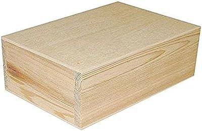 Cajas de madera oferta baratas y precios al por mayor - Comprar cajas de madera para decorar ...