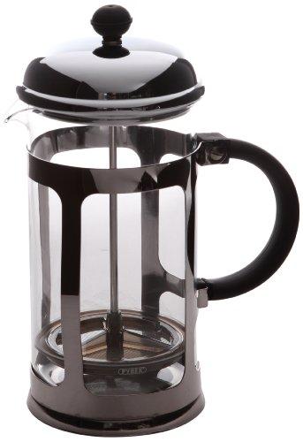 Lacor 62180 - Cafetera cristal, 0,80 litros