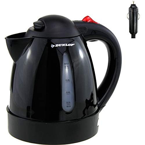 Smartweb 24V Auto LKW Wasserkocher Teekocher Kaffeekocher Campingkocher Wohnmobil Camping