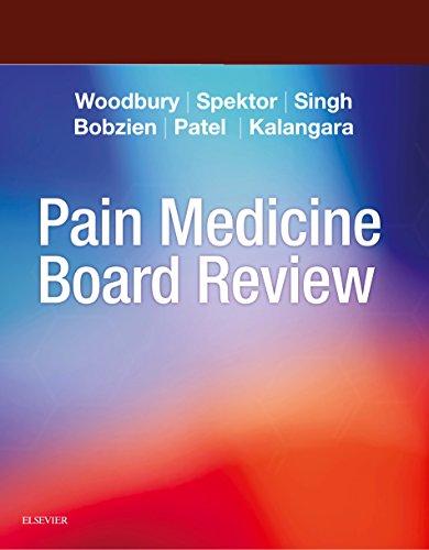 Pain Medicine Board Review E-Book