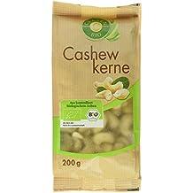 Clasen Bio Cashewkerne, 2er Pack (2 x 200 g)