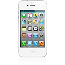 "Apple iPhone 4S - Smartphone libre iOS (pantalla 3.5"", cámara 8 Mp, 16 GB, Dual-Core 1 GHz, 512 MB RAM), blanco"