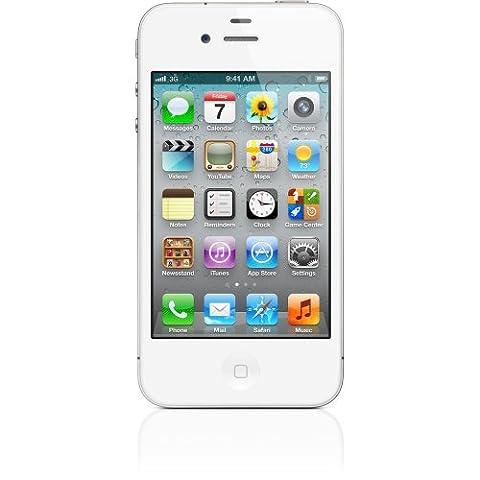 Iphone 4 S Blanc 16 Go - Apple iPhone 4S Smartphone débloqué 3.5 pouces