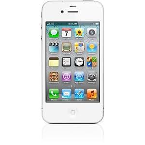 Apple iPhone 4S Smartphone (8,9 cm (3,5 Zoll) Touchscreen Display, 8 Megapixel Kamera, 16GB, UMTS, iOS 5) weiß