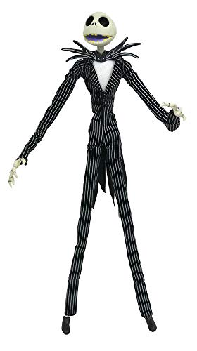 Nightmare before Christmas - Figur - Silver Anniversary - Jack - Disney Jack Skellington Kostüm