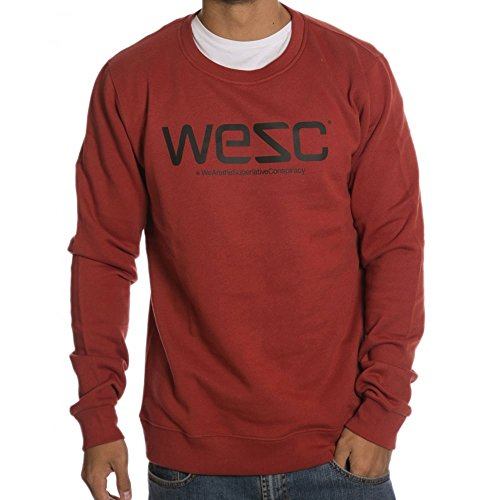 Sudadera Wesc: We WeSC Men Crew GT XL