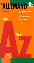 L'allemand de A à Z, édition 97