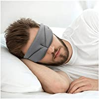 Schlafmaske, ultra-weicher Memory-Schaum, Schlafbezug, atmungsaktiv, einfach preisvergleich bei billige-tabletten.eu