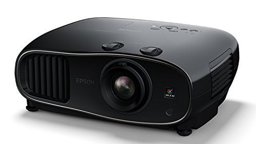 Best Epson EH-TW6600 Home Cinema/Gaming Projector (Full HD, 3LCD, 1080p, 3D, 70000:1 Contrast, 2500 Lumens) – Black Discount