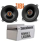 Renault Laguna 2 - Lautsprecher Boxen JBL Club 5020 | 2-Wege | 13cm Koax Auto Einbausatz - Einbauset