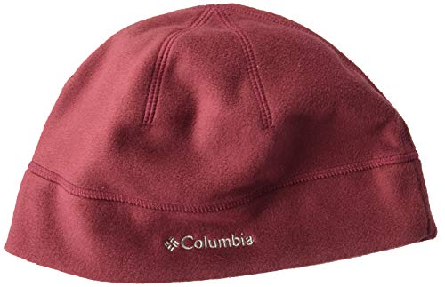 Columbia Unisex Mütze, Thermarator Hat, Polyester, Rot (Rich Wine), Gr. S/M, 1556771 Columbia Wine Co