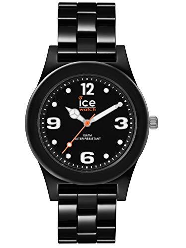Orologio Ice-Watch in silicone nero–donna–Taglia Unica