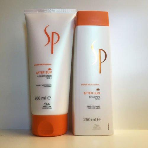 Wella SP After Sun Shampoo 250ml & CONDITIONER 200ml Duo -