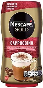 Nescafé Gold Preparato Solubile per Cappuccino, Barattolo, 250 g