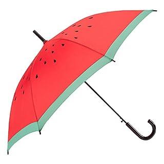 Abbott Collection Red Watermelon Umbrella