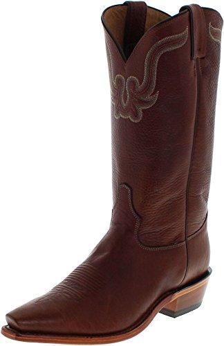 Tony Lama 6980 EE Rowdy/ Herren Westernreitstiefel Braun/ Herrenstiefel/ Reitstiefel/ Western Riding Boots, Groesse:44 (11 US) (Tony-lama-stiefeln)